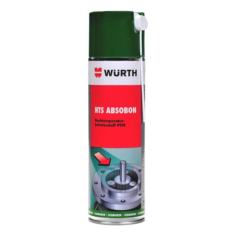 Wysokotemperaturowy preparat smarny HTS - SMAR WYSOKOTEMPERAT.HTS 500 ML