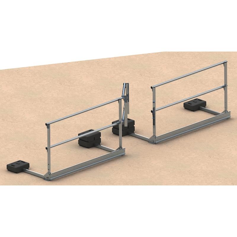Geländertor