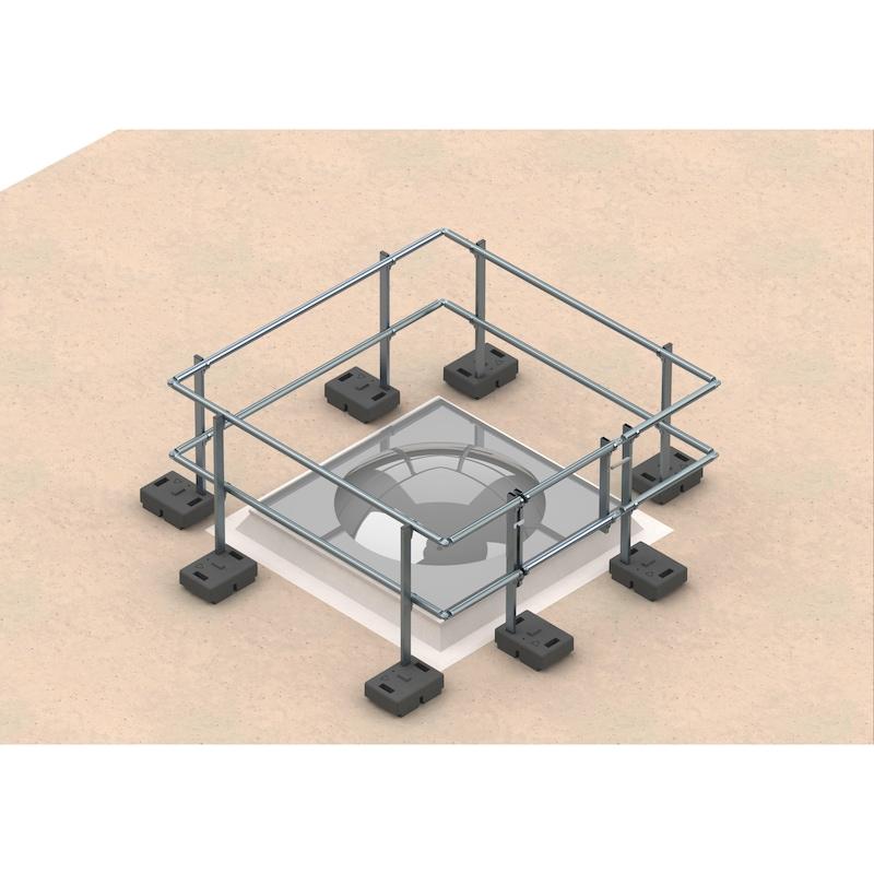 Lichtkuppel-System