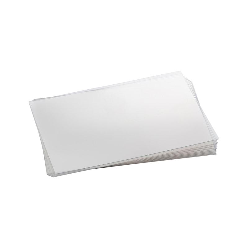 Kunststoff-Blatt - 2