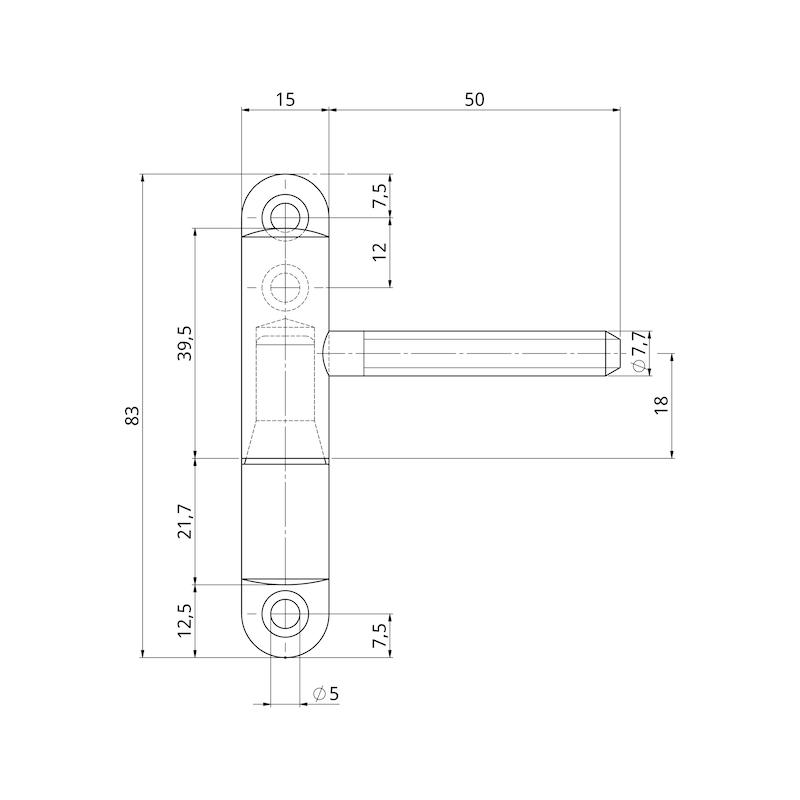 Bremsband-Set für die Renovierung - 2