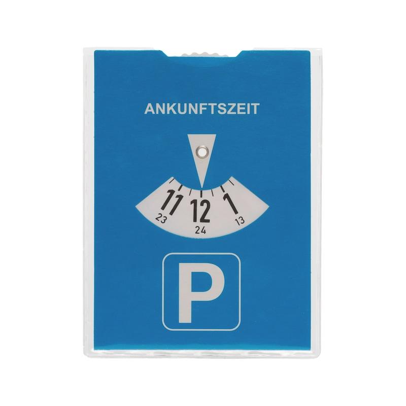 Parkscheibe mit Benzinrechner - 1
