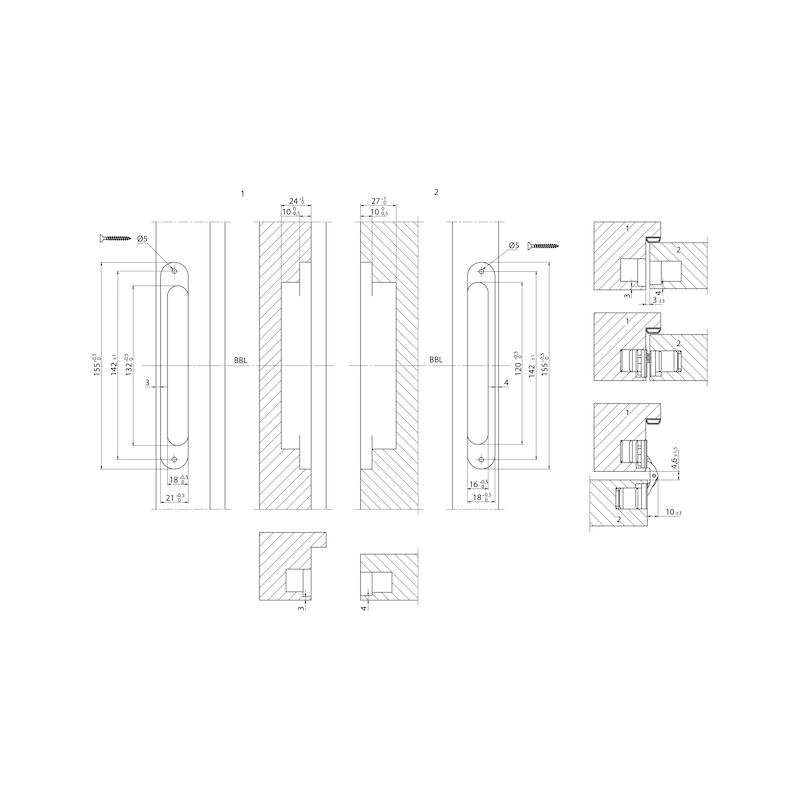 Türband Spirit 240 3-D Design - 3