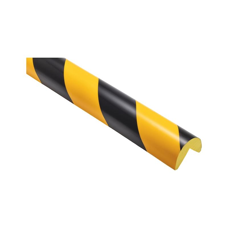 Warn- und Schutzprofil rund/eckig für 90°-Winkel - 1