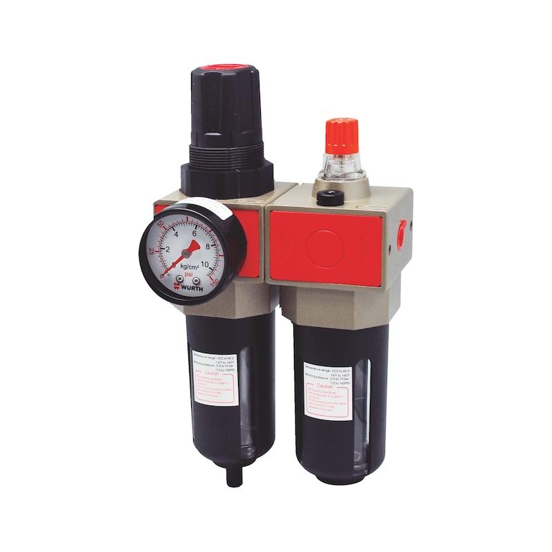Compressed air conditioning unit Automatic - CONDIUNT-PN-2PART-MOD-AUTODRAIN-1/2IN