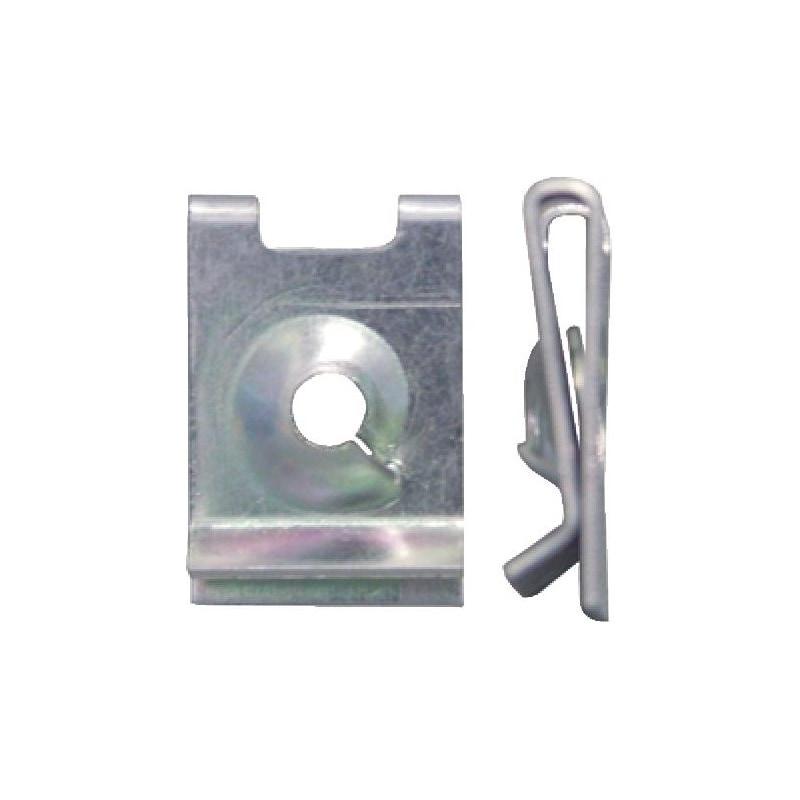 板金ナット タイプ1 - FORDクリップ ピアスナット 3.5MM