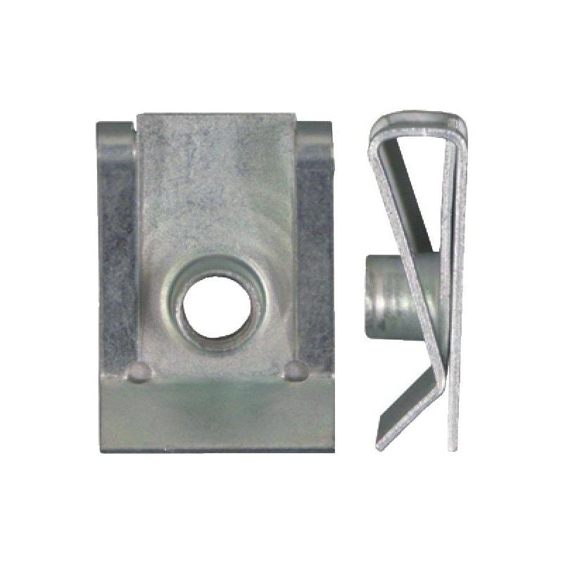 板金ナット タイプ6 - RENUALTクリップ ピアスナット M5