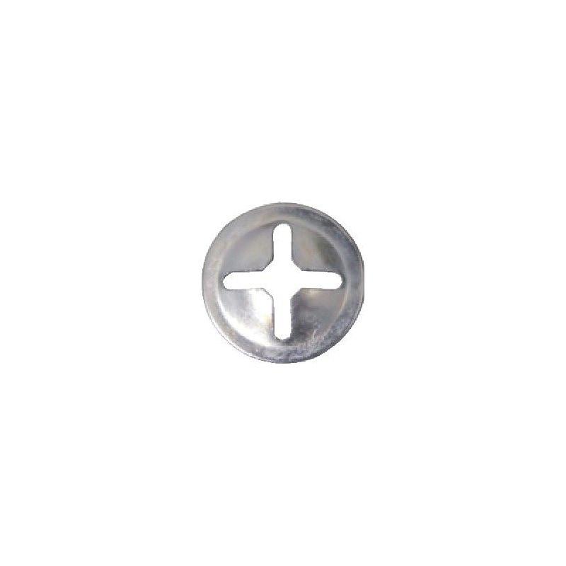 クランプリング タイプ1 - 十字 丸スピードワッシャー YCR 2.5