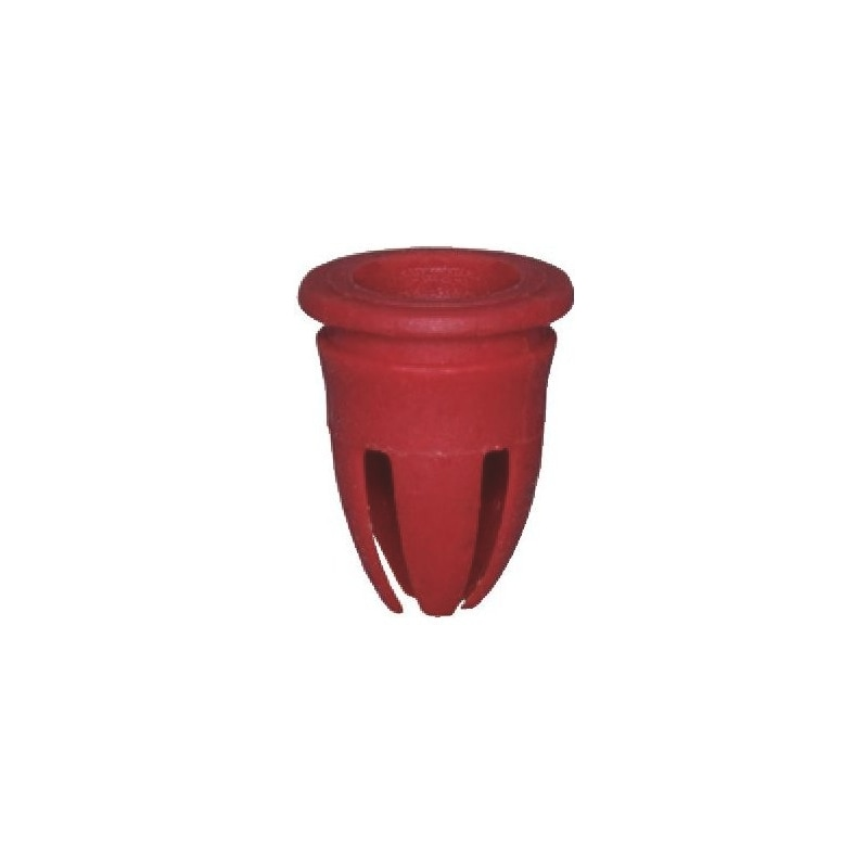 Grommet Type 3 - MP-MB-SPOUT-TRIMSTRIP-PLA-RED