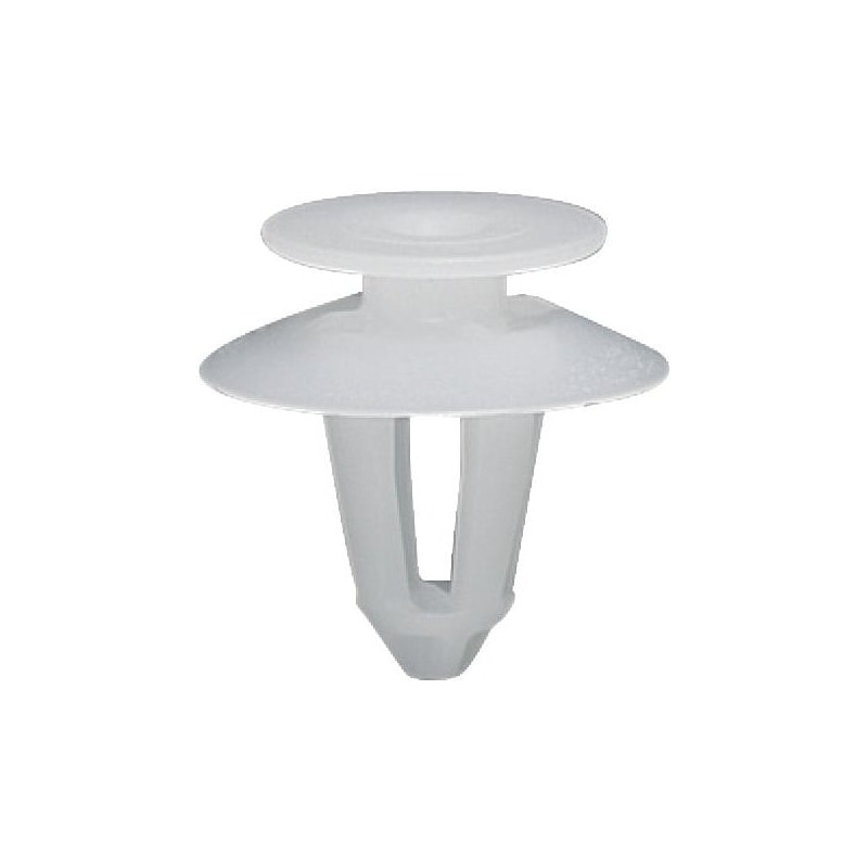 Interior lining clip Type 2 - INTRMCLIP-FORD-WHITE