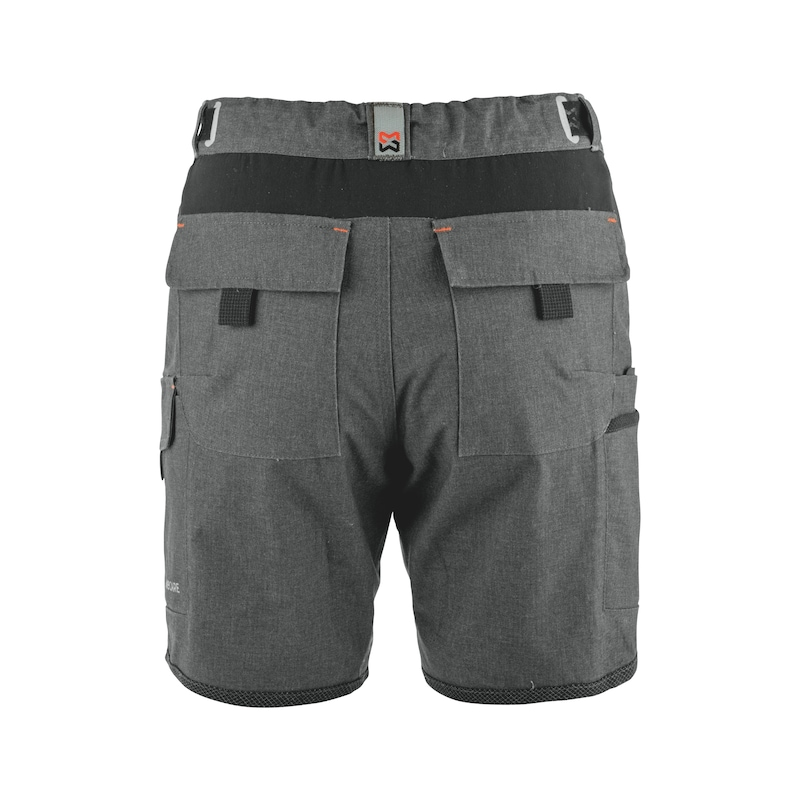 One Shorts Kinder - BERMUDA ONE KIDS GRAU 122/128