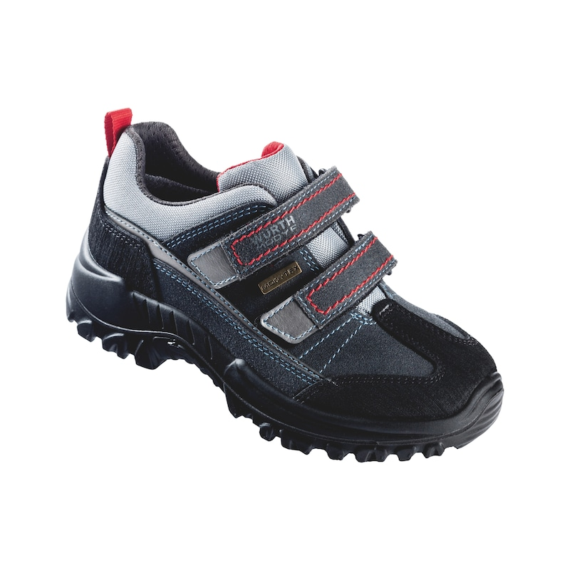 Children's low-cut shoes - SHOE KIDS GREY 30