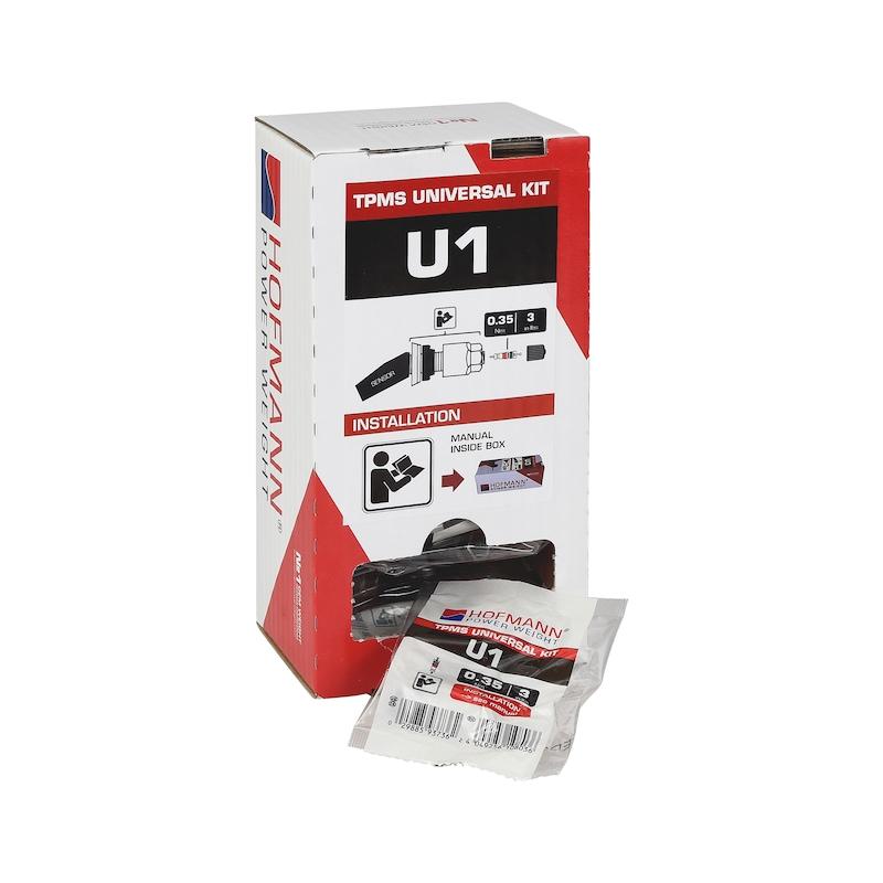 Universal service kit, U1 - 2