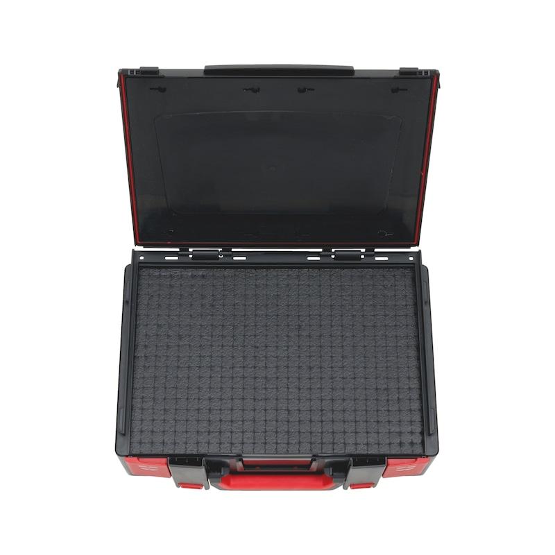 System-Koffer 4.4.2 Rasterschaum Leersortiment - 1