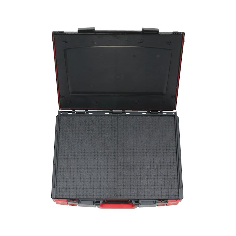 System-Koffer 8.4.2 Rasterschaum Leersortiment - 1