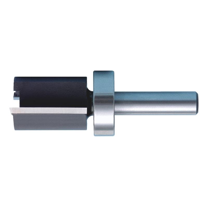 Fraise avec butée - FRAISE-A-RAINER-HM-Q8-DIAM-20MM