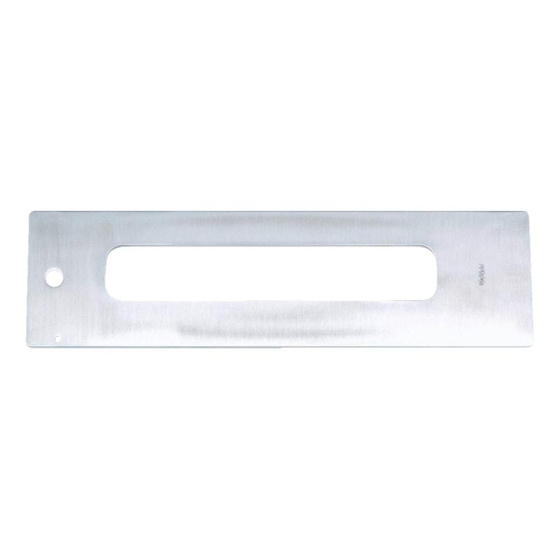 Einlegeschablone  Für VLB 200 als Rahmenschablone