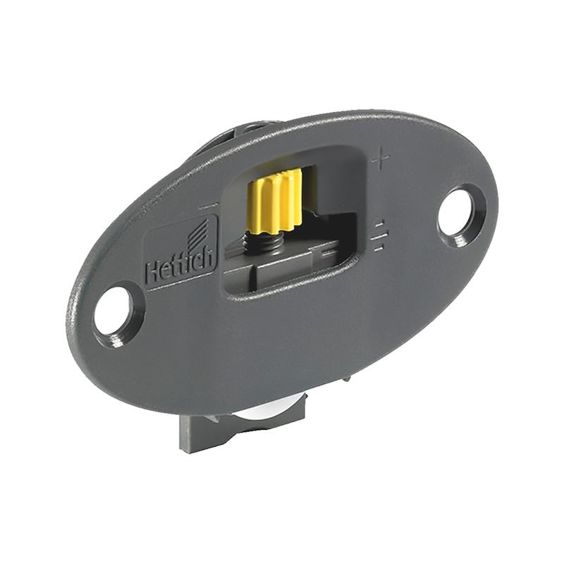 Laufrollen-Set einliegend SlideLine 55 Plus - 1
