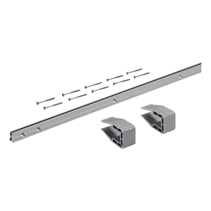 Schienen-Set vorliegend einfach SlideLine M - 1