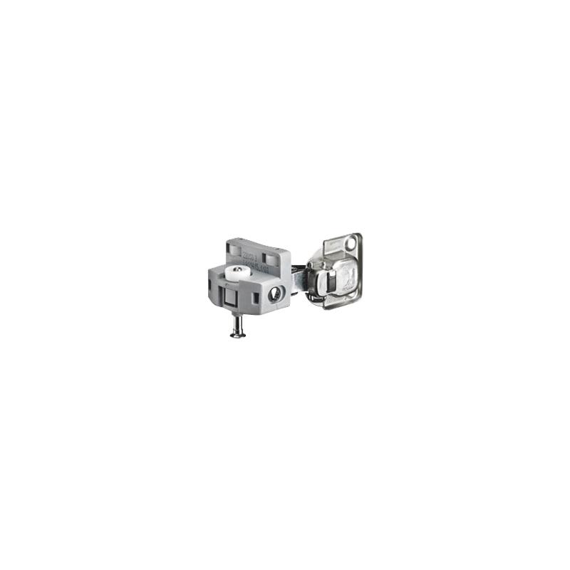Falttürbeschlag mit Schließautomatik WingLine S - 1