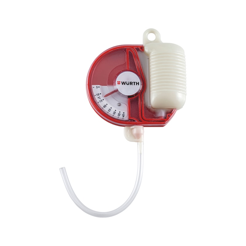 Antifreeze tester for coolant