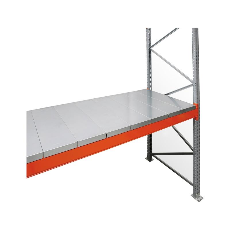 Stahlpaneel für Palettenregal