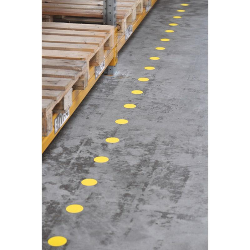 Bodenmarkierung Heavy Duty Punkt - 2