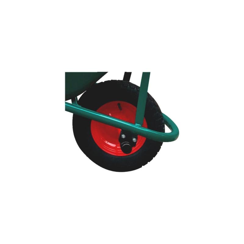 Ruota pneumatica per carriola - RUOTA DI RICAMBIO/CARRIOLA PESANTE