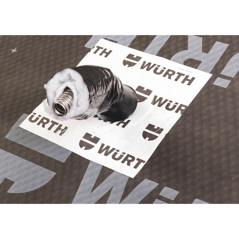 電気配線用 気密防水スリーブ ウートップ<SUP>®</SUP> - ウートップ 電気配線穴用 気密防水スリーブ 15-22MM