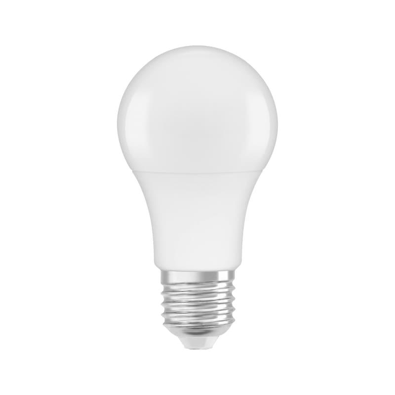 LED-lamppu CL A, E27 - LED-LAMPPU CL A 60 8,5W/840 FR E27
