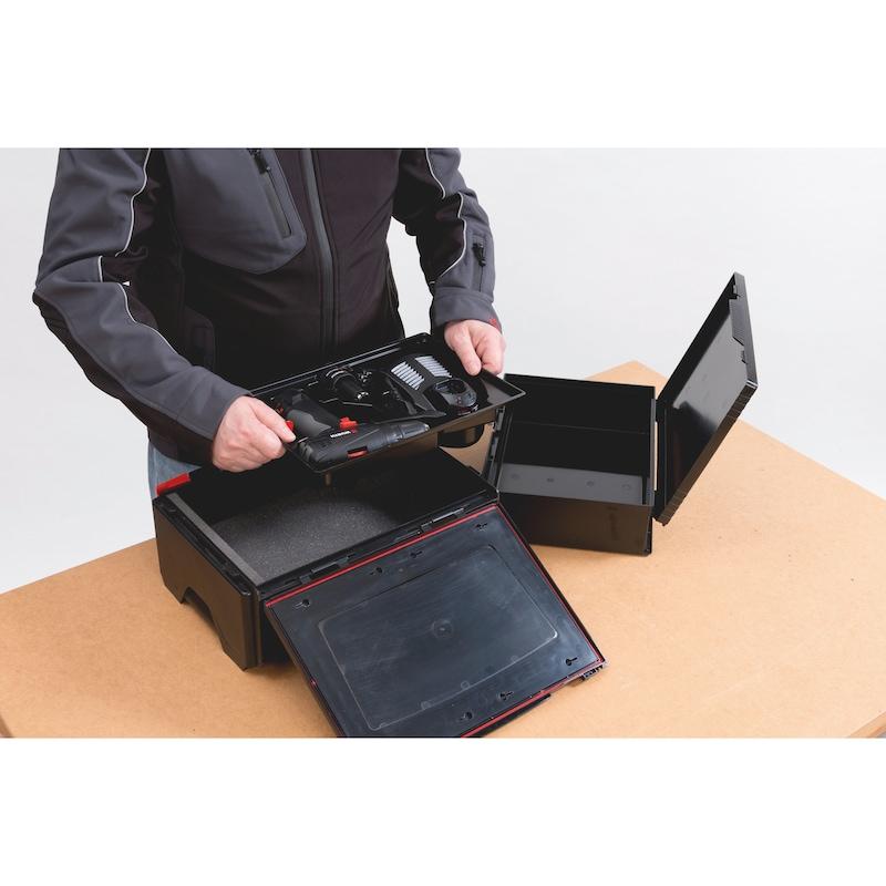 Système de rangement à compartiments4.4.2 avec adaptateur en mousse - 3