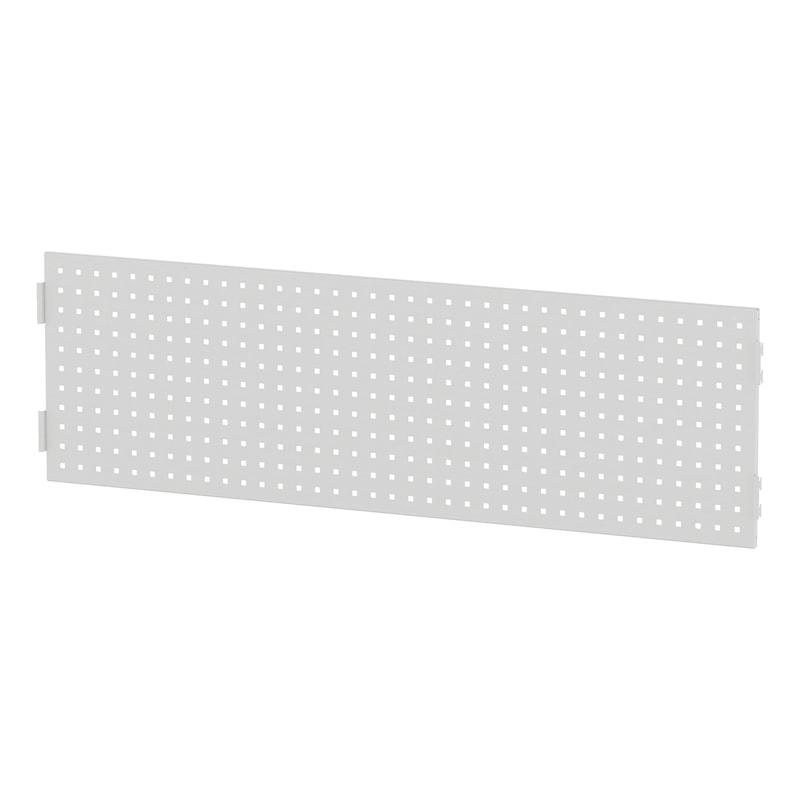 Lochwand für Werkbank Aufbauprofil - 1