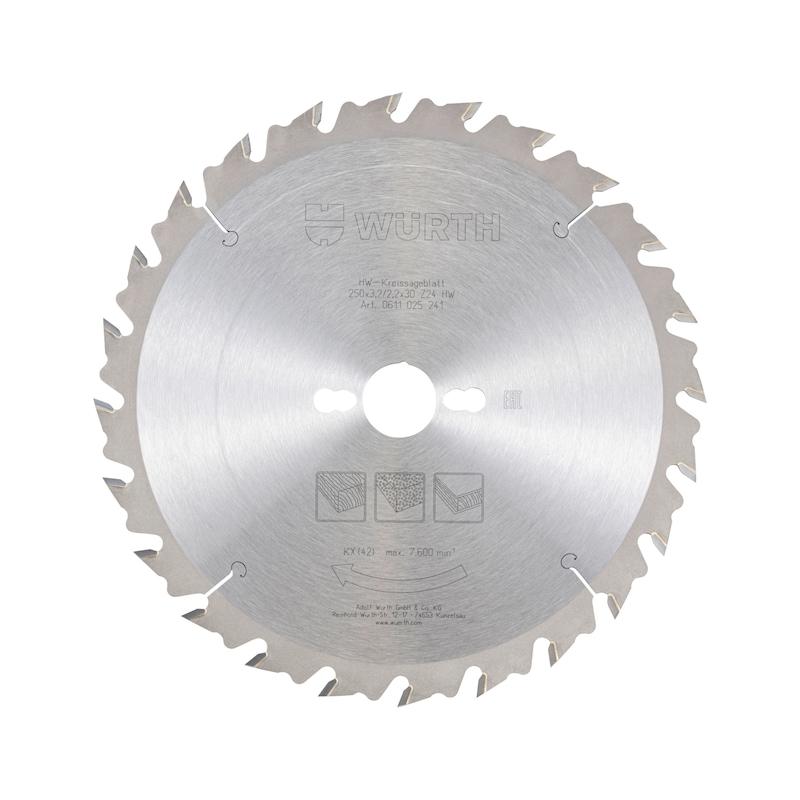 Zuschnittkreissägeblatt - 1