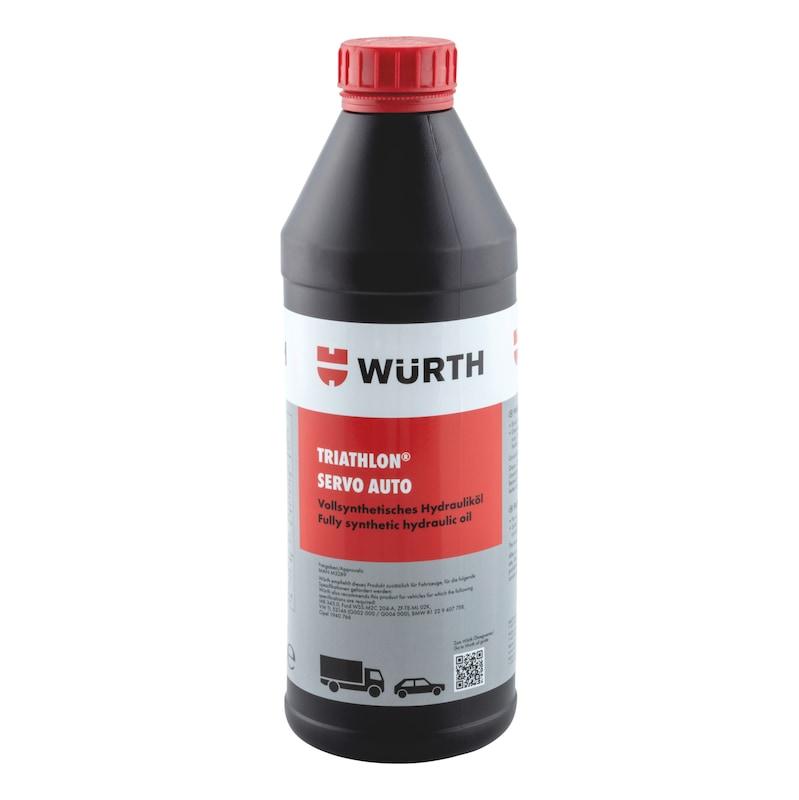 Hydrauliköl TRIATHLON<SUP>®</SUP> Servo Auto