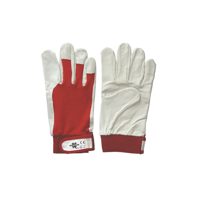 Ochranné rukavice Protect Basic - OCHRUK-KOŽENÉ- PROTECT-BASIC – VEL.9