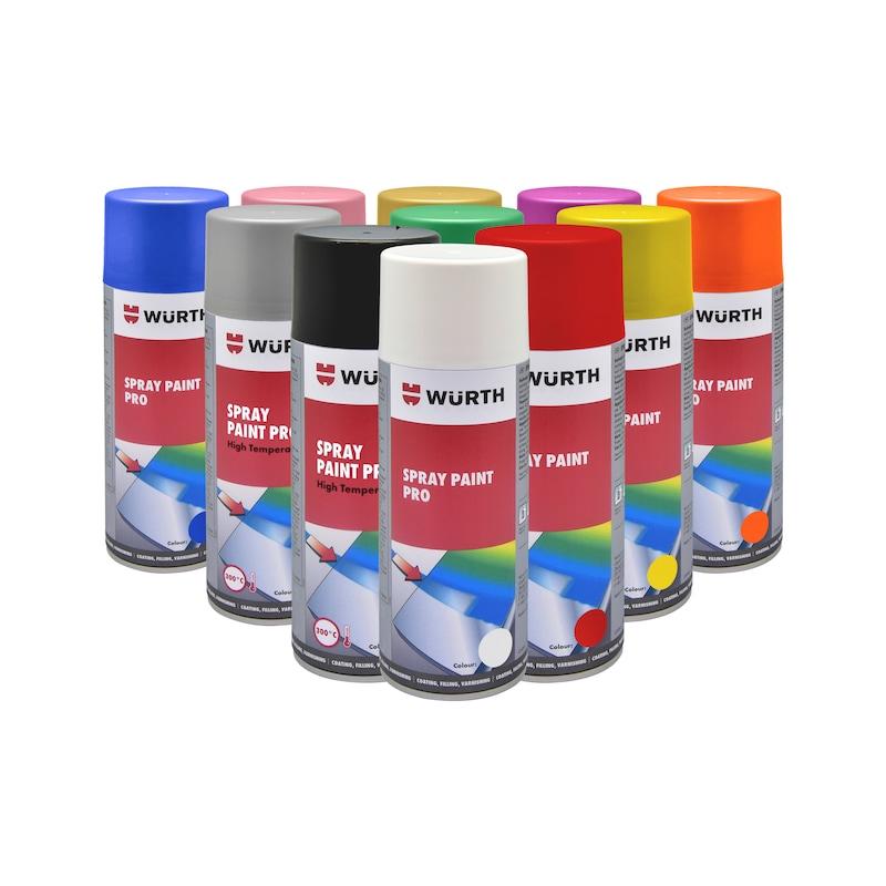 Spray Paint  Pro, Gloss. Lead Free - 2