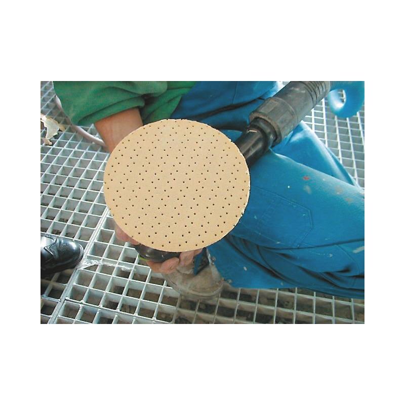 Schleifscheibe Useit Superpad KFZ - TSPAP-USEIT-P-KFZ-P150-D200MM