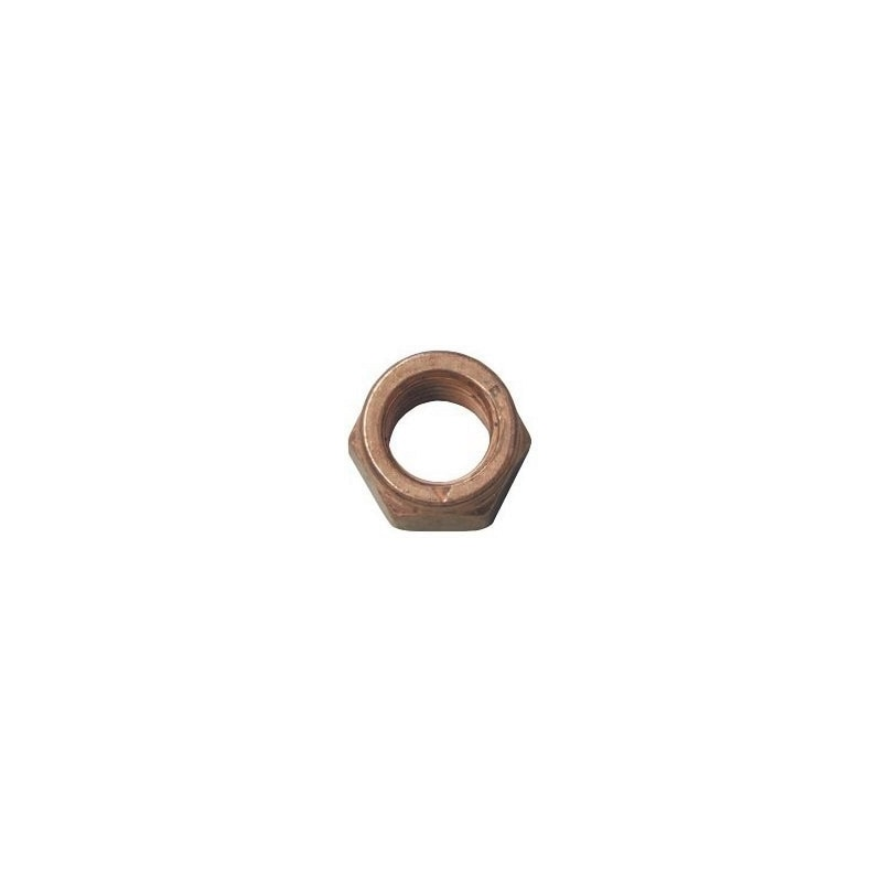 Прорезная гайка для выхлопн.системы DIN 14441 - ГАЙКА-DIN14441-SW14-C4L-M10X1,25