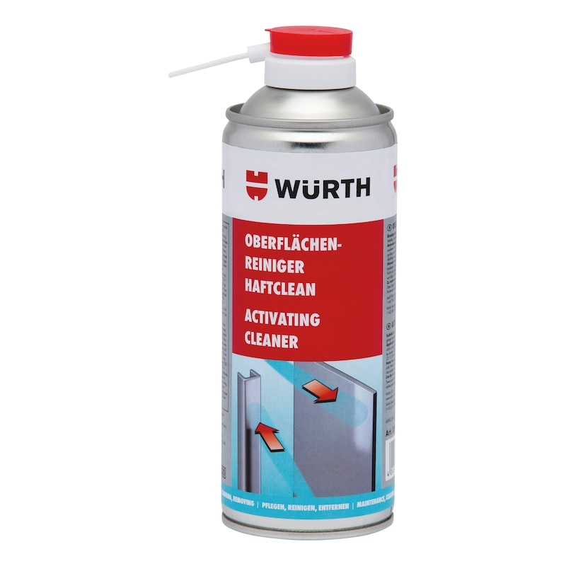 Surface cleaner Activating Cleaner