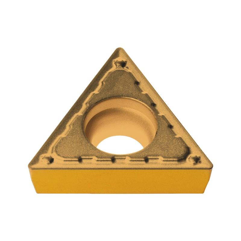 Wendeschneidplatte Hartmetall TCMT (mittlere Bearbeitung) - 1