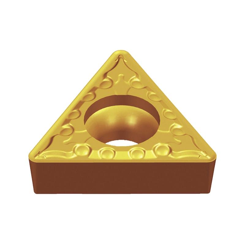 Wendeschneidplatte Hartmetall TCMT (Schlichten) - 1