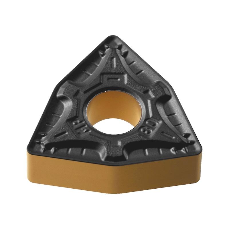 Wendeschneidplatte Hartmetall WNMG (mittlere Bearbeitung) - 1
