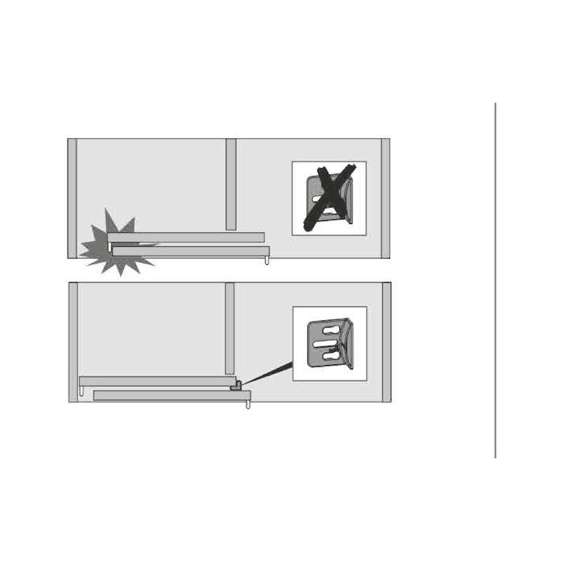 Schiebetürbeschlag SlideLine M - 22