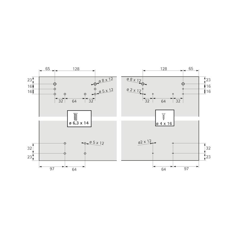 Schiebetürbeschlag TopLine XL - 10