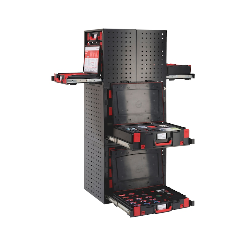 System stacking cabinet for ORSY system case 4.4.1 - 3