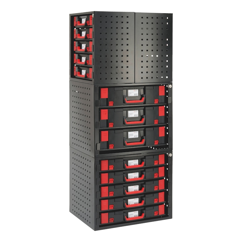 System stacking cabinet for ORSY system case 4.4.1 - 4