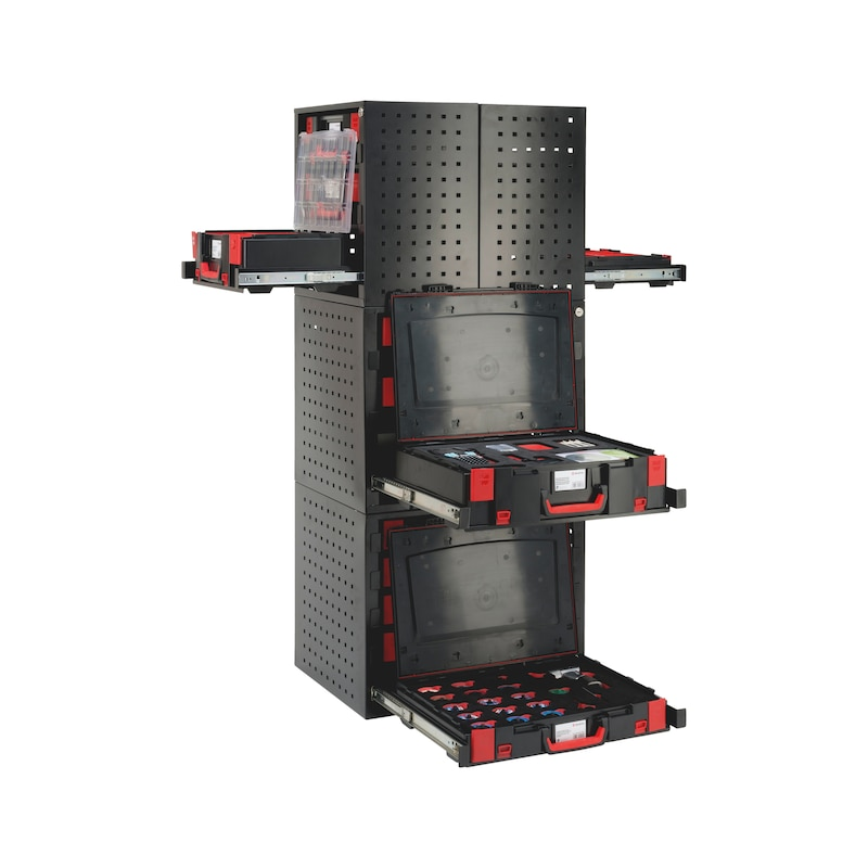 System stacking cabinet for ORSY system case 4.4.1 - 5