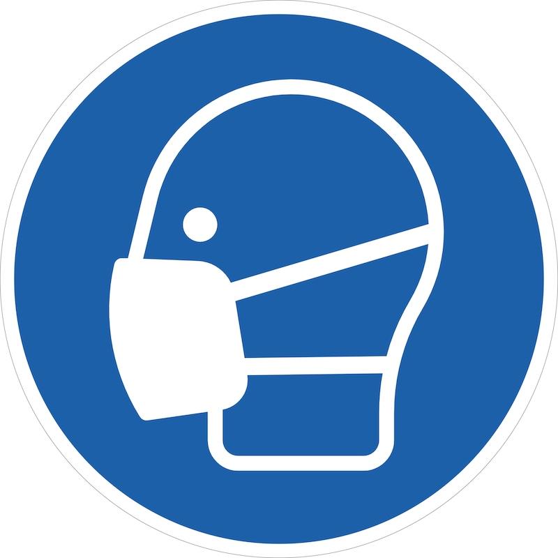 Maske benutzen (Symbol) online kaufen | WÜRTH
