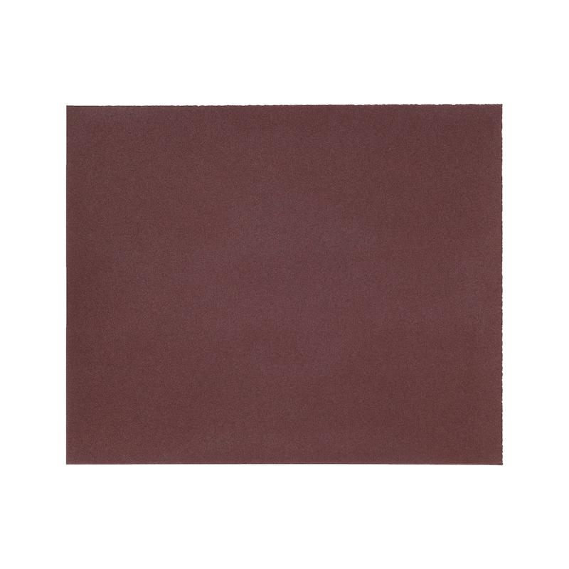 Papier abrasif, étanche