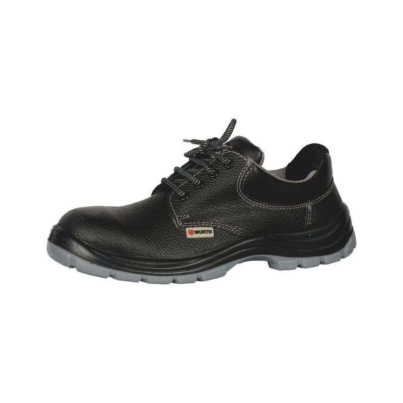 Safety Shoes S1P - SAFESH-S1-BLACK-DBLE DNSTY-SZ42